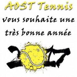 Voeux de l'AOST Tennis